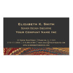 Elegant Old Fashioned Antique Marbled Corporate Business Card