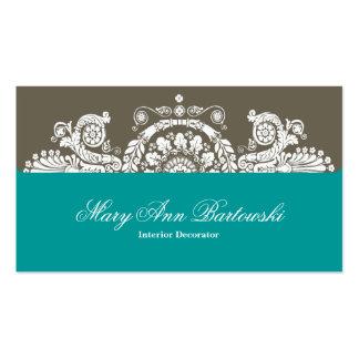 Elegant & Ornate Business Card Template