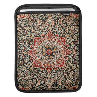 Elegant Ornate Rich Vintage Tapestry Design iPad Sleeve