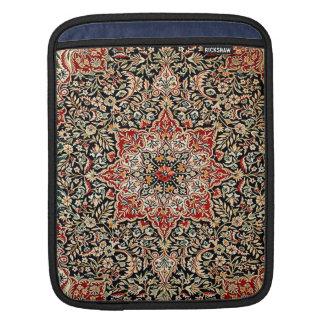 Elegant Ornate Vintage Tapestry iPad Sleeve