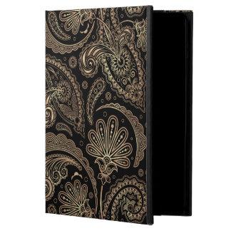 Elegant Paisley Vintage Damask Flowers Floral iPad Air Covers