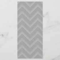Elegant pale gray chevron pattern modern