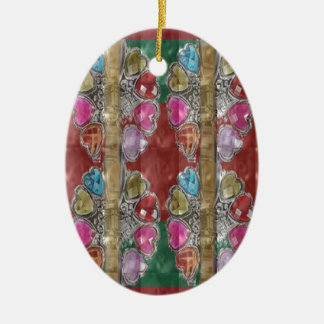 Elegant Party Gifts USA Fashion America NewJersey Christmas Ornament