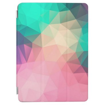 Elegant Pastel Geometric Pattern   iPad Air Case