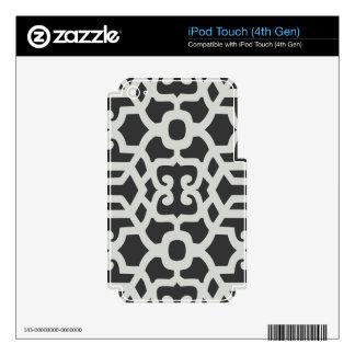 Elegant Pattern iPod Touch 4G Skins