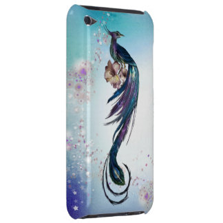 Elegant Peacock Fantasy Art iPod Touch Case