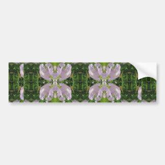 Elegant  Pearl Flowers CHERRY HILL NJ nvn214 JOSHI Bumper Sticker
