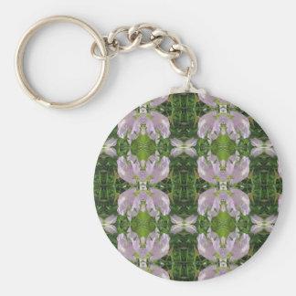 Elegant  Pearl Flowers CHERRY HILL NJ nvn214 JOSHI Key Chain