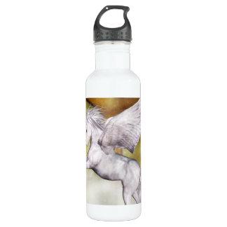Elegant Pegasus 24oz Water Bottle