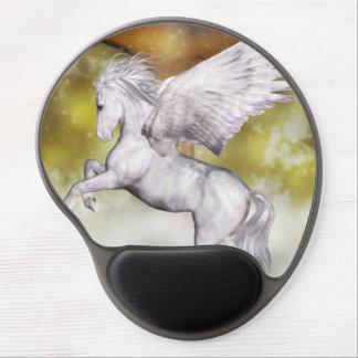Elegant Pegasus Gel Mousepad