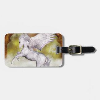 Elegant Pegasus Tag For Luggage