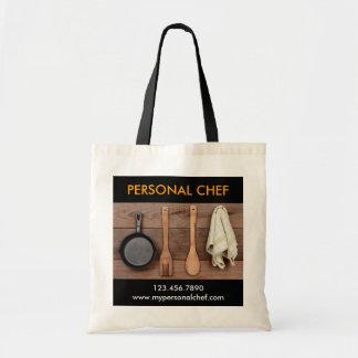 Elegant Personal Chef Bag