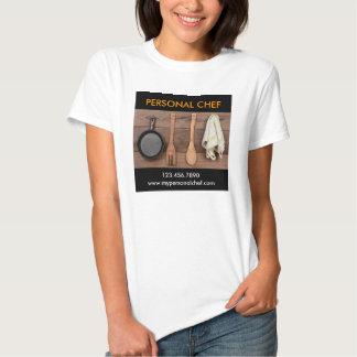Elegant Personal Chef T-Shirt