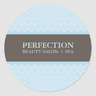 ELEGANT PERSONALIZED LABEL :: perfection 9B Stickers