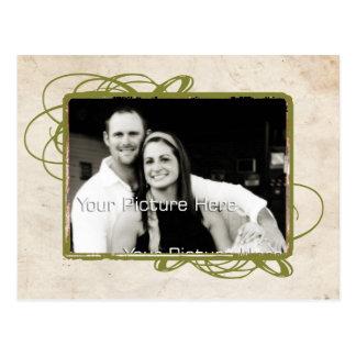 Elegant Photo Card Save The Date