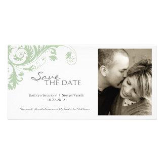 Elegant Photo Save The Date Invitation