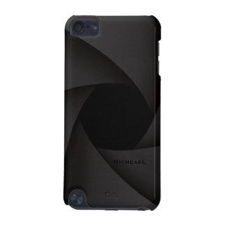 Elegant Photographer Lens Focus iPod 5 Case iPod Touch 5G Cases