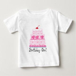 Elegant Pink Cake Baby T-Shirt