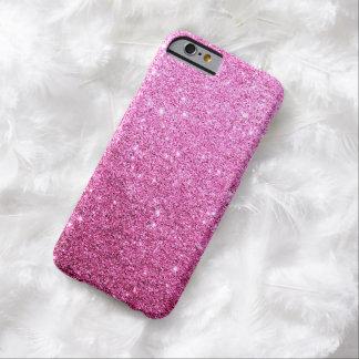 Elegant Pink Glitter Luxury iPhone 6 Case