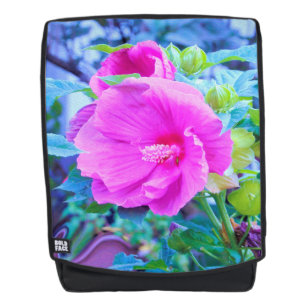 Hibiscus Flower Backpacks Zazzle