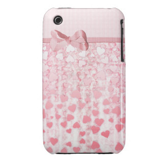 Elegant pink mother's day iPhone case