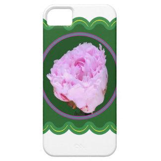 Elegant Pink Rose Flower Floral print on 100 gifts iPhone SE/5/5s Case