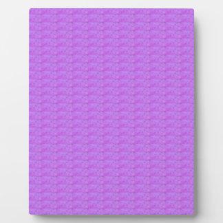 Elegant PINK Texture template diy Wedding Couture Plaque