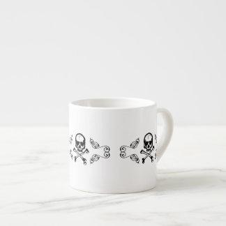 Elegant Poison Gothic Tea Set Espresso Cup