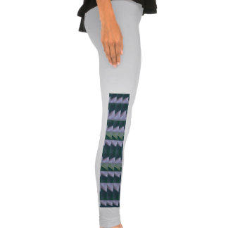 Elegant PRINTS Spandex-Cotton Leggings 12 COLORS