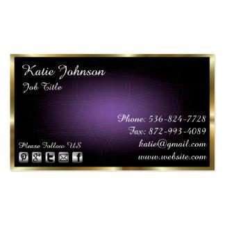 Elegant Profession Business Card