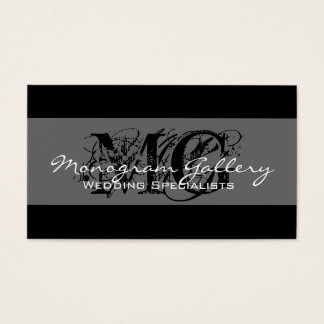 Elegant Professional Customizable Business Card