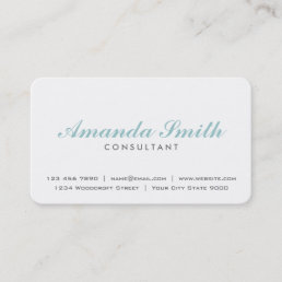 Makeup artist business cards vicesandverses elegant professional plain white makeup artist business card colourmoves