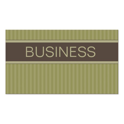 Elegant Professional Stylish Classy Simple Business Card