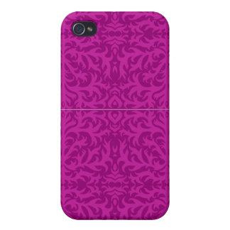 Elegant Purple Damask Speck Case