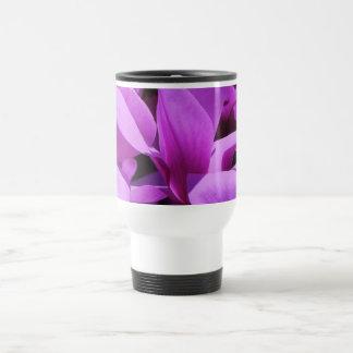 Elegant Purple Floral Fields Mug