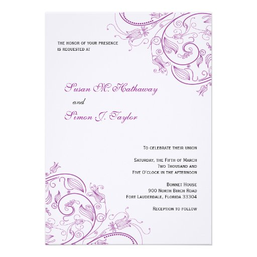 Quick Invitations with best invitations layout