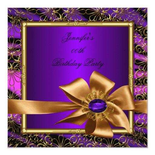 60 Bday Invitations is luxury invitations template