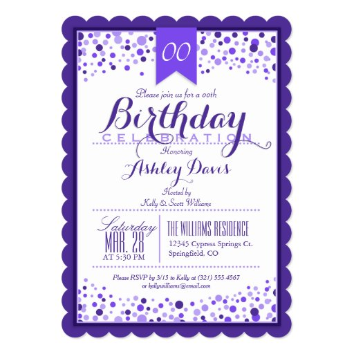 Invitation Cards For Birthday Party For Adults with nice invitations design