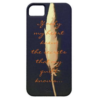 elegant quill case iPhone 5 cases