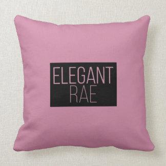 """Elegant Rae Throw Pillow 20"""" x 20"""""""