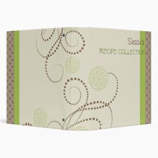 elegant recipes for singles binder