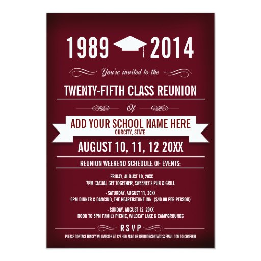 Reunion Invitation Letter was Inspiring Template To Create Nice Invitation Card