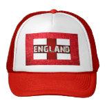 Elegant Red Fur Trucker Hat