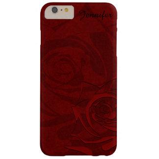 Elegant Red Rose iPhone 6 Plus Case