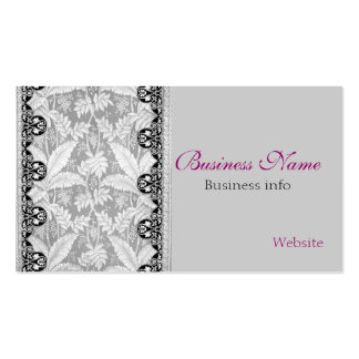 Elegant Retail Business Cards