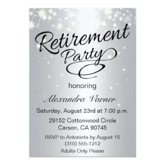 elegant retirement party invitations  announcements  zazzle, Party invitations