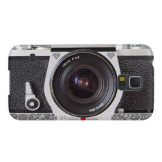 Elegant Retro Camera Samsung Galaxy Nexus Case at Zazzle