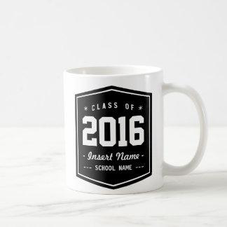 Elegant Retro Class Coffee Mug