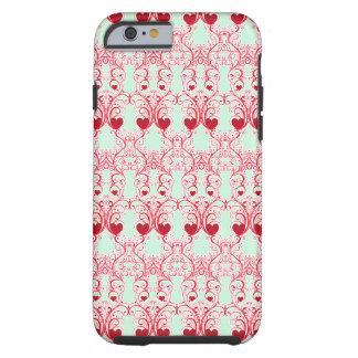 Elegant Romance Tough iPhone 6 Case