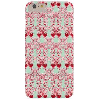 Elegant Romance Barely There iPhone 6 Plus Case